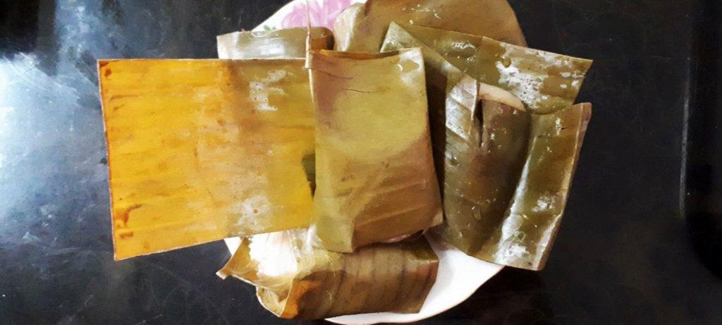 Bánh Sắn - Hoa Chio