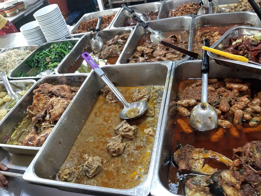 Mandalay food