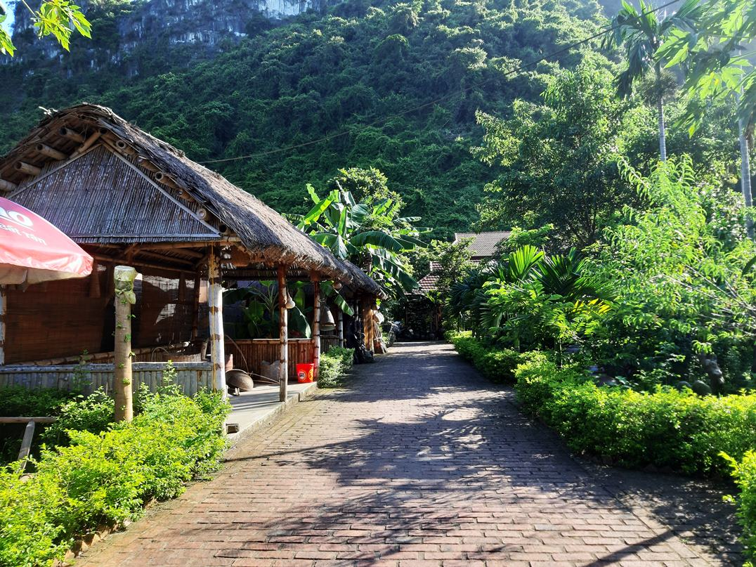 làng chài Việt Hải