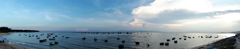 Kè Làng Nam Ông Hải - Ninh Thuận