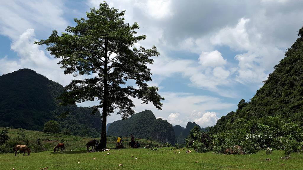 Cao Bằng trekking -HoaChio