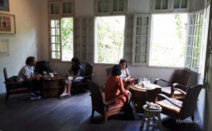 Manzi Cafe - Hoa Chio