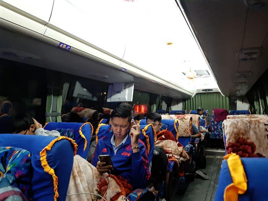 Bus Yangon