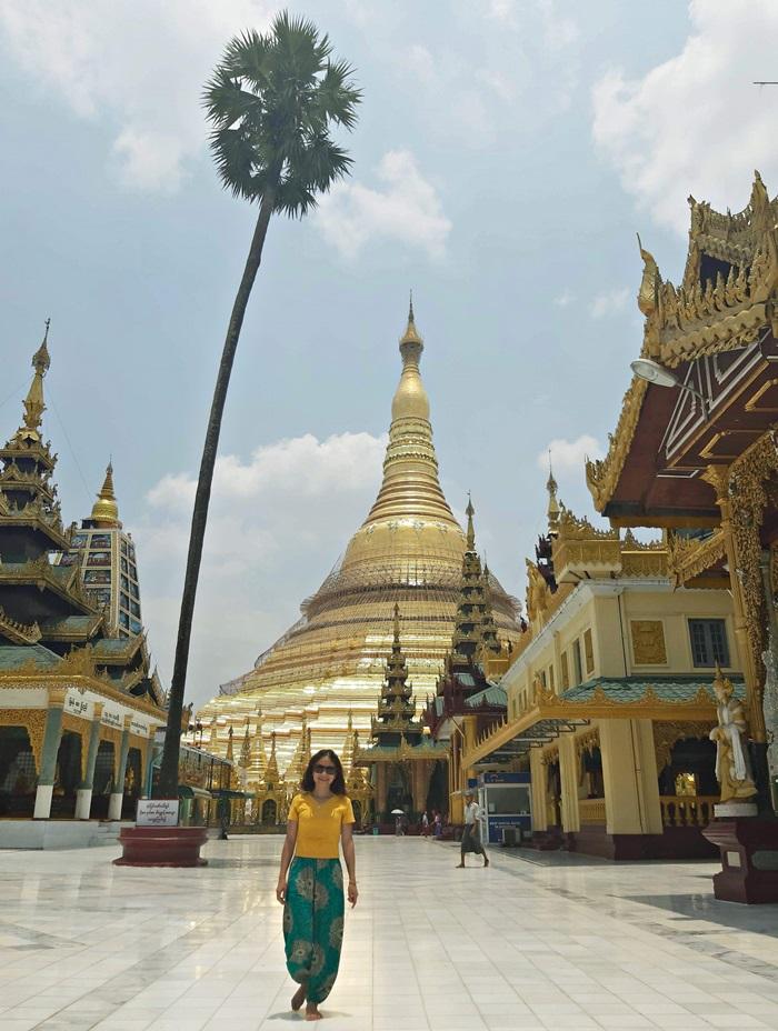 Chùa Shwedagon Myanmar