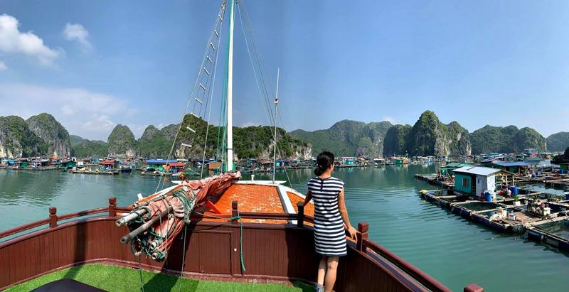 Khám phá vịnh Lan Hạ