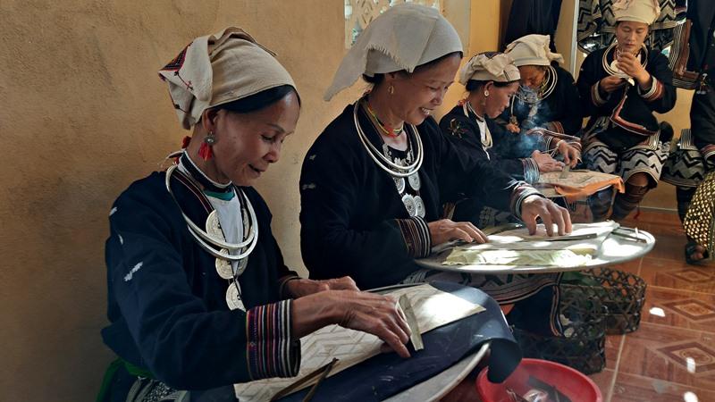 Du lịch Lâm Bình