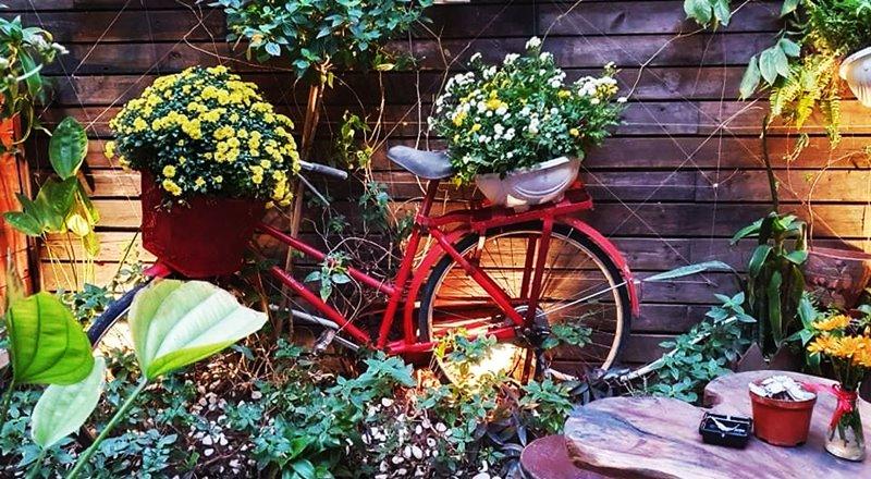 Quán cafe Secret Garden